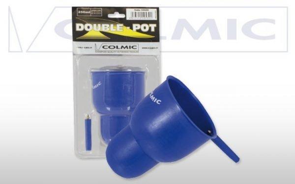 Colmic double pot