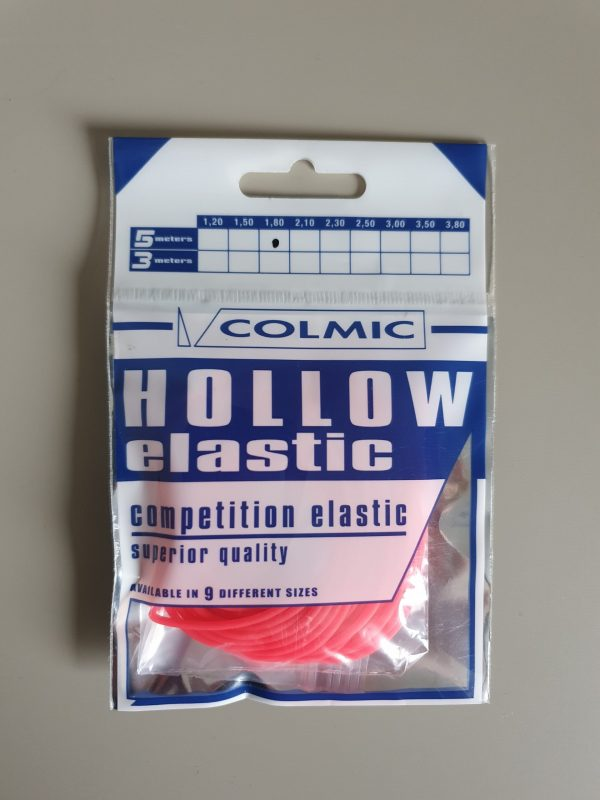 Colmic hollow elastiek 1,8