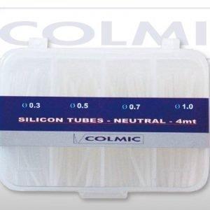 Colmic silicon tubes