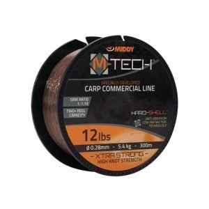 MIDDY M-Tech Carp Commercial Line 0.28