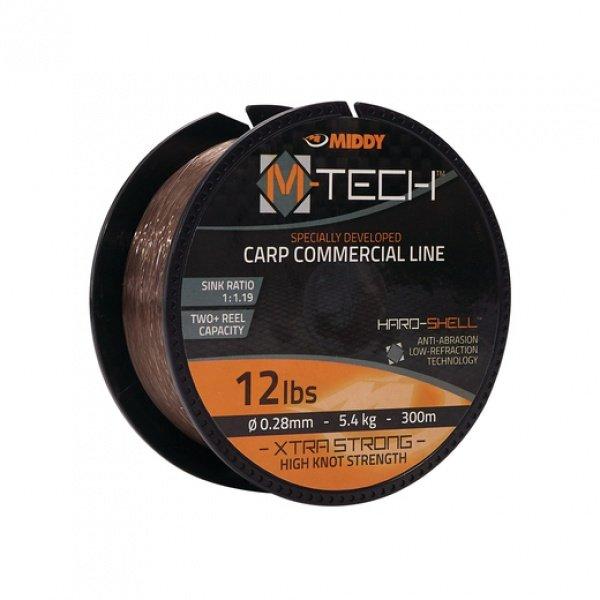 MIDDY M-Tech Carp Commercial Line 0.28