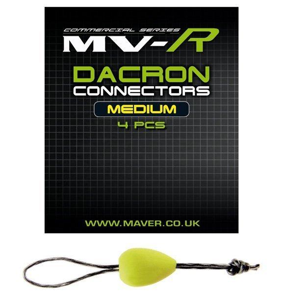 Maver Dacron connector