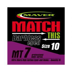 Maver match this 7 haakmaat 16