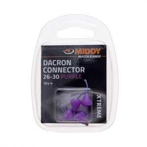 Middy dacron connector 26-30