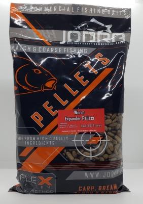 Jodra Worm Expander Pellets