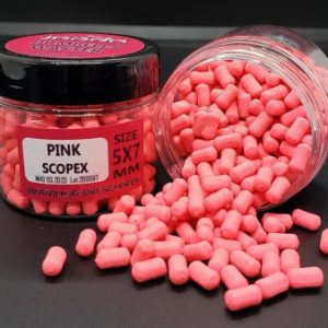 DUMBELL WAFTER 5 X 7 MM ROZE SCOPEX